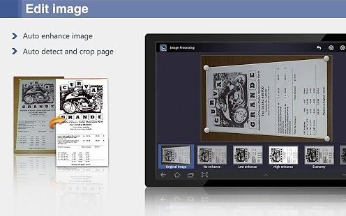 扫描全能王 HD - Scanner Fax