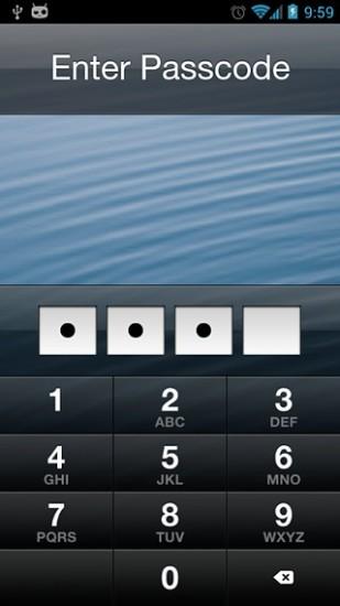 玩工具App iLocker锁屏免費 APP試玩