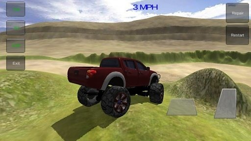 玩免費體育競技APP 下載四轮驱动怪物卡车三维 app不用錢 硬是要APP