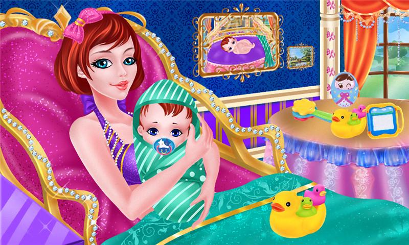 公主新生宝宝