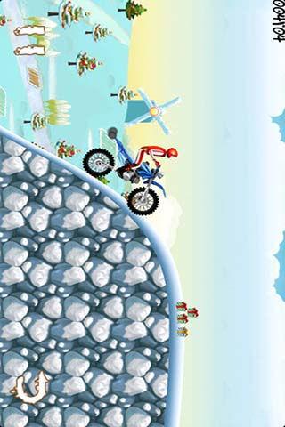 【免費賽車遊戲App】摩托车挑战赛-APP點子