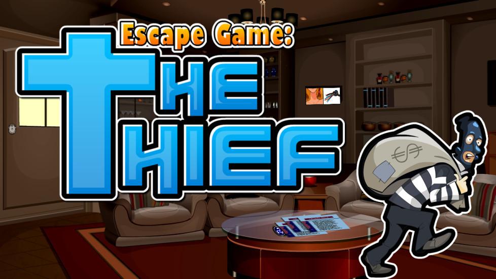 逃脱游戏:该小偷