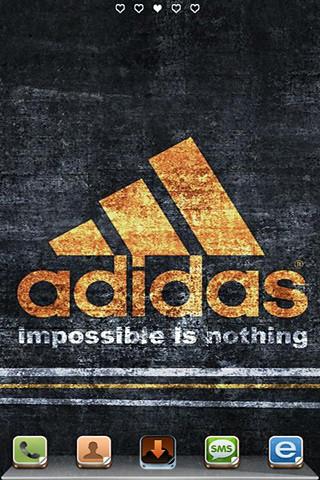 锈迹Adidas