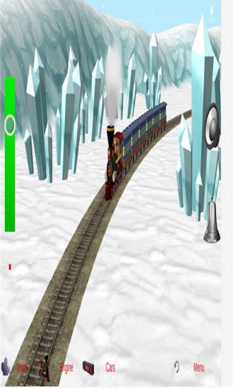 一列火车模拟器