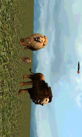 真丛林狮子王3D