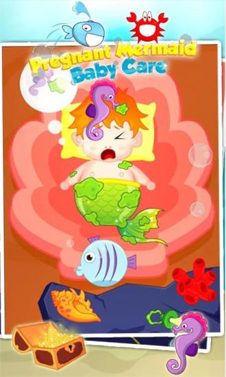玩免費休閒APP|下載小美人鱼妈妈 app不用錢|硬是要APP