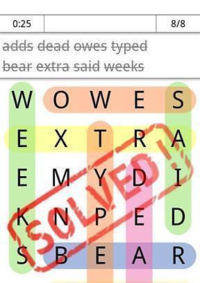 Word Search Perfected