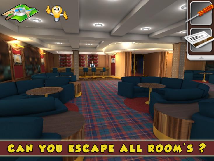 玩免費休閒APP 下載Can you escape 3D: Cruise Ship app不用錢 硬是要APP