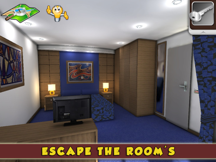 玩免費休閒APP|下載Can you escape 3D: Cruise Ship app不用錢|硬是要APP