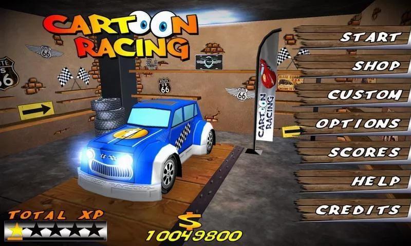 玩體育競技App|卡通赛车免費|APP試玩