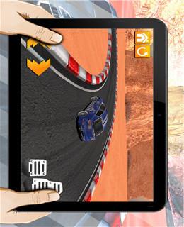 迪拜沙漠赛车3D
