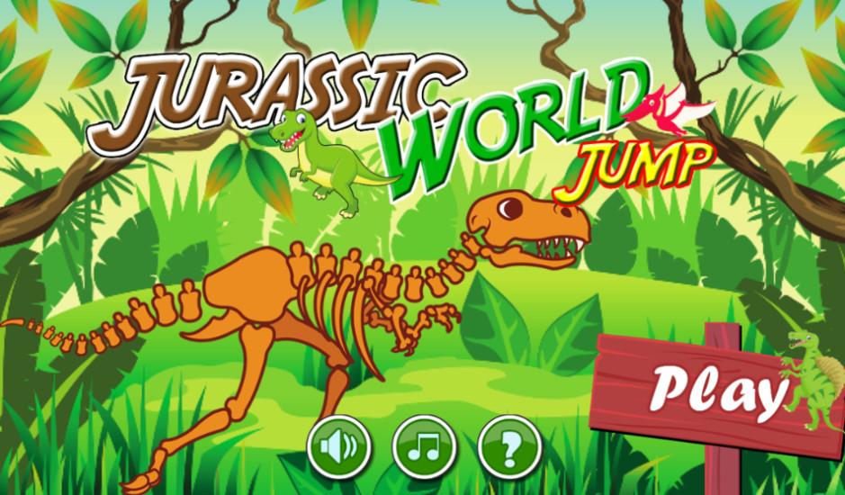 Jurassic World Jump