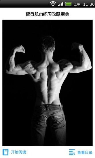 健身肌肉宝典