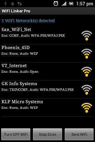 WIFI连接器