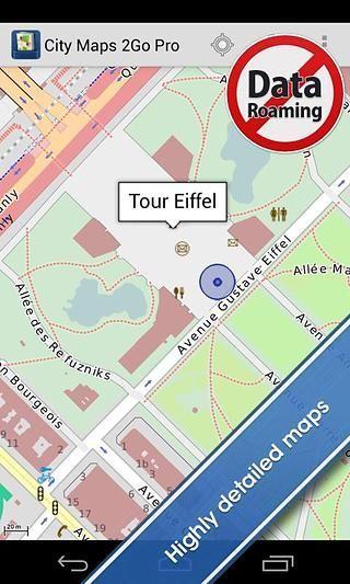 玩免費交通運輸APP|下載City Maps 2Go离线地图 app不用錢|硬是要APP