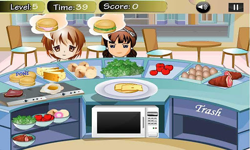 Burger Shop|玩休閒App免費|玩APPs