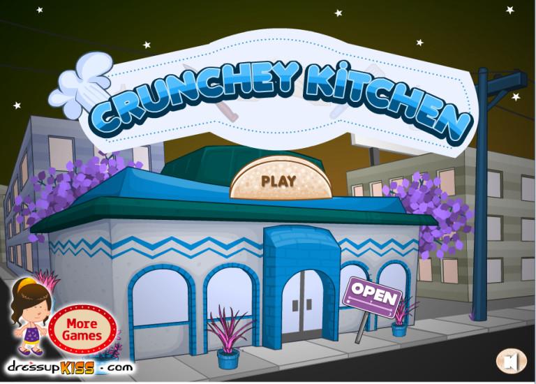 Crunchy kitchen