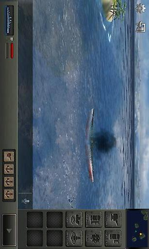驱逐舰与狼群