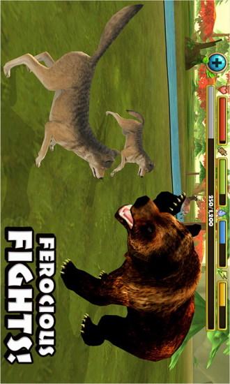 灰狼模拟2