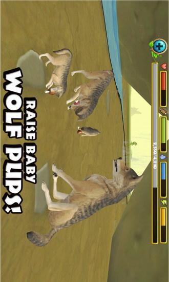 玩免費角色扮演APP 下載灰狼模拟2 app不用錢 硬是要APP