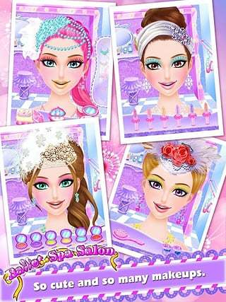 Ballet Spa Salon - Girls Games