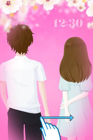 初恋粉色系