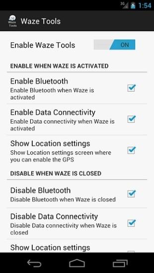 Waze Tools