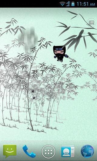 Bamboo Ninjia