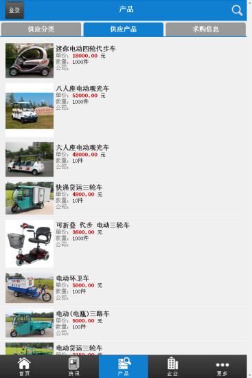 中国电动车微商城