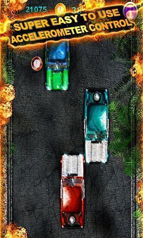 迷你油动汽车