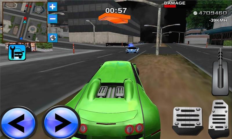 3D驾驶USA模拟器