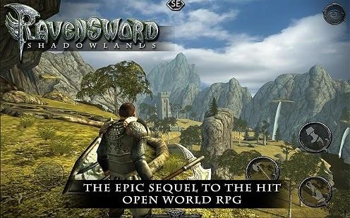 掠夺之剑:暗影大陆 Ravensword: Shadowlands
