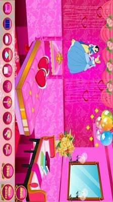 芭比公主房间装饰