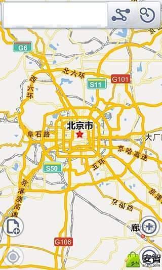 卫星地图导航