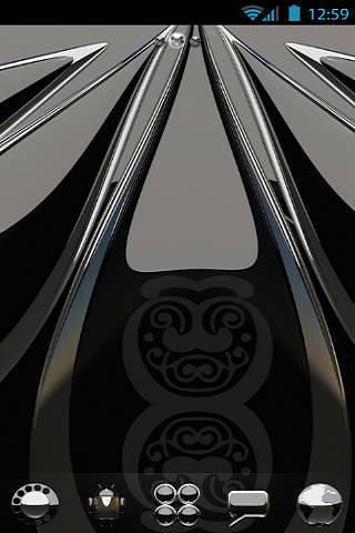 3D 黑3D 黑色豪华转到主题色豪华转到主题