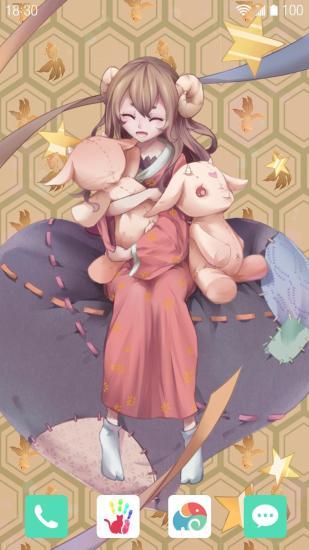 羊娃娃-梦象动态壁纸