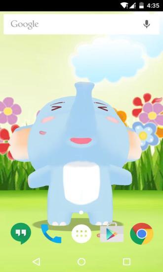 免費下載工具APP 3D萌宠梦小象 app開箱文 APP開箱王