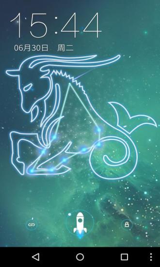 摩羯座梦象动态壁纸