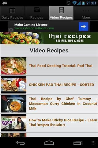 泰国食谱!