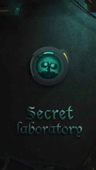 秘密实验室桌面主题