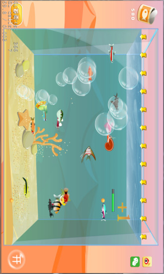 玩免費休閒APP|下載小小热带鱼 app不用錢|硬是要APP