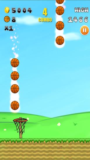 篮球火大战|玩休閒App免費|玩APPs