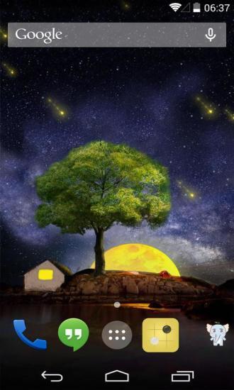 一暮星辰梦象动态壁纸|玩工具App免費|玩APPs