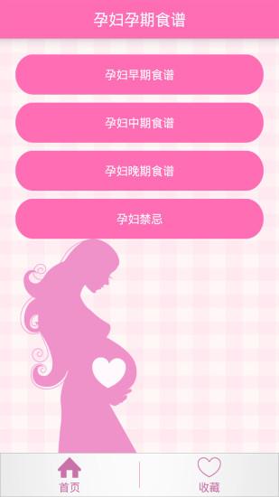 孕妇孕期食谱
