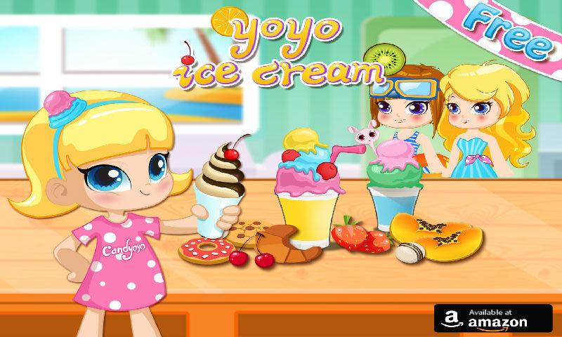 YoYo冰淇淋制作