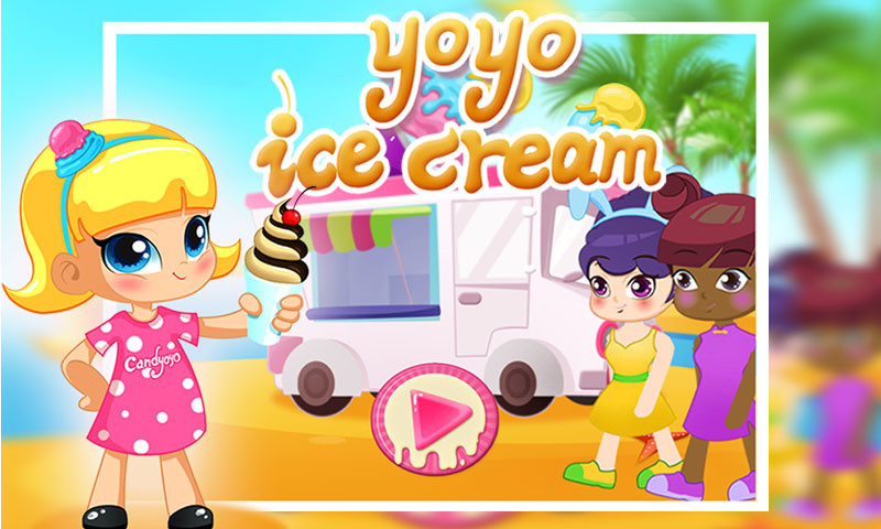 玩休閒App|YoYo冰淇淋制作免費|APP試玩
