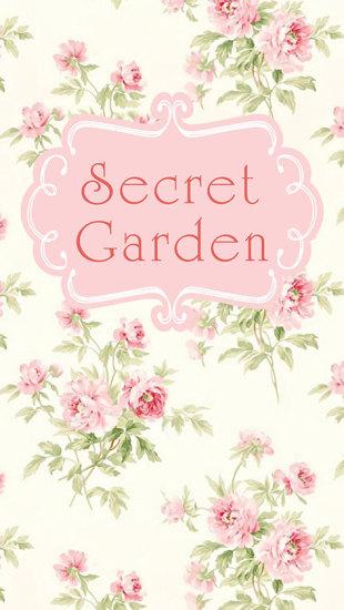 秘密花园桌面主题