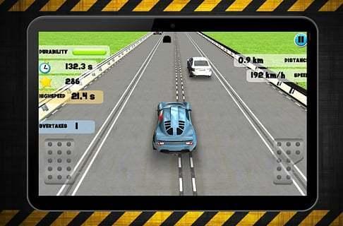 公路抢跑车赛|玩體育競技App免費|玩APPs