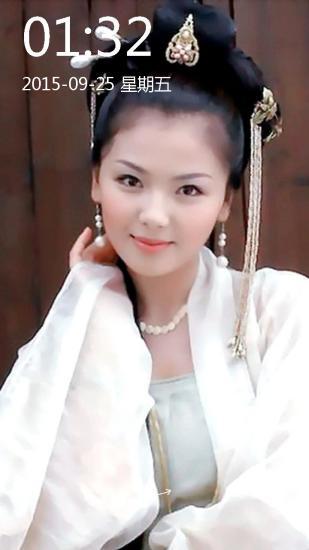 琅琊榜古装女神刘涛