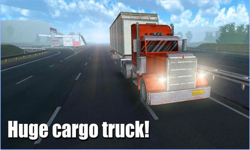 卡车模拟驾驶司机3D
